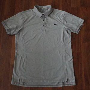 b3e6e1411e Arc'teryx Shirts   Arcteryx Captive Polo Shirt   Poshmark